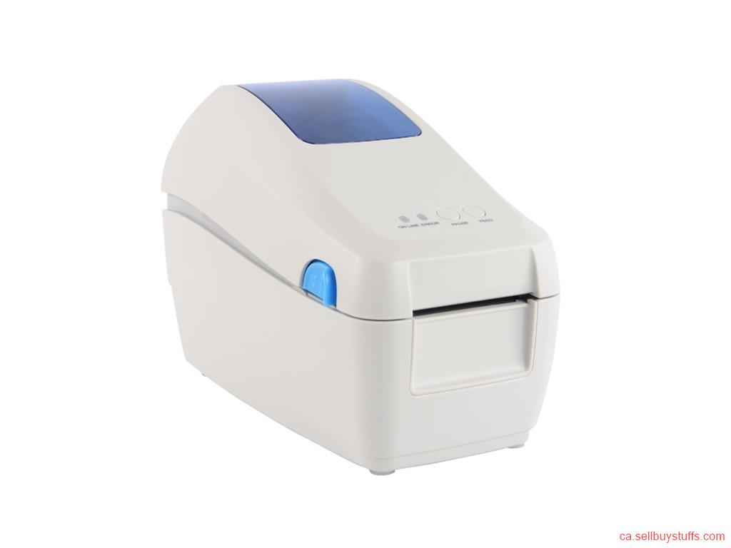 second hand/new: Direct Thermal Wristband Label Printer84
