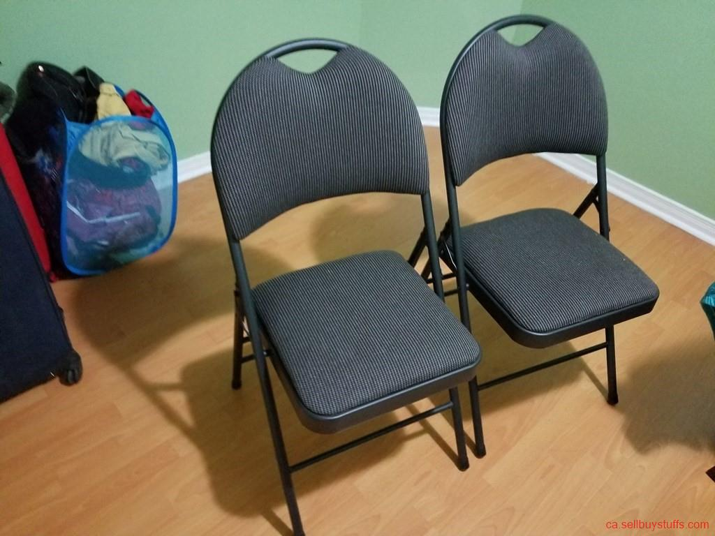 2 second hand chairs for sale