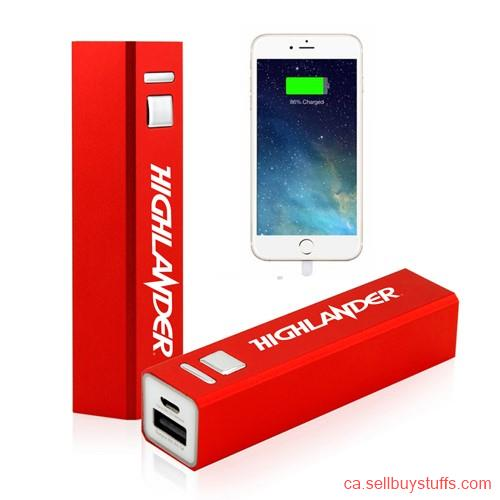 second hand/new:  Buy Custom Power Banks From PapaChina