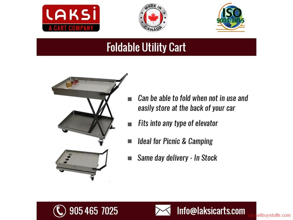 second hand/new: Buy Foldable Utility Carts Online | Laksi carts Inc