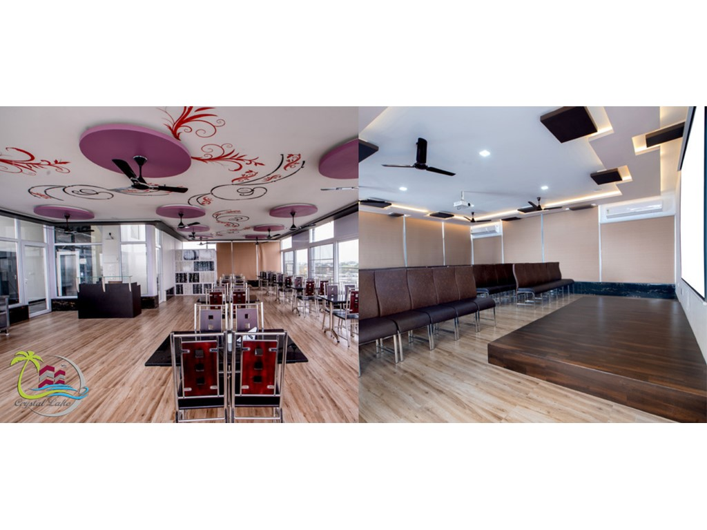 second hand/new: Conference Hall in Coimbatore, Conference Halls Coimbatore | Crystal Lake Stay