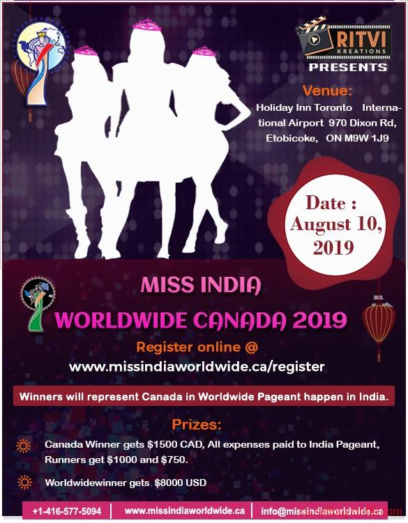 second hand/new: MissIndiaWorldwide
