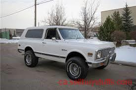 second hand/new: Chevrolet K-5 Blazer 1968/1973
