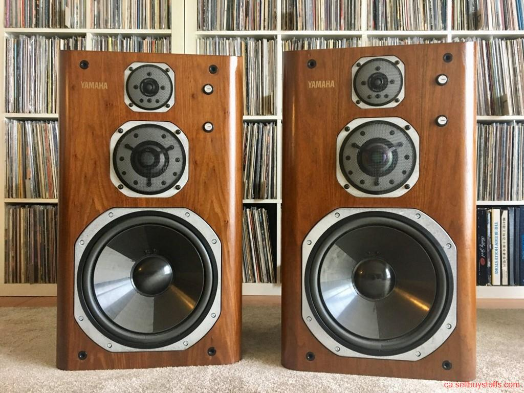 second hand/new: Selling Yamaha NS 2000 speakers.