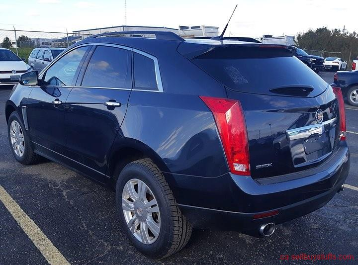 second hand/new: 2014 Cadillac SRX SUV Crossover-Leather, V6, nicely equipped!