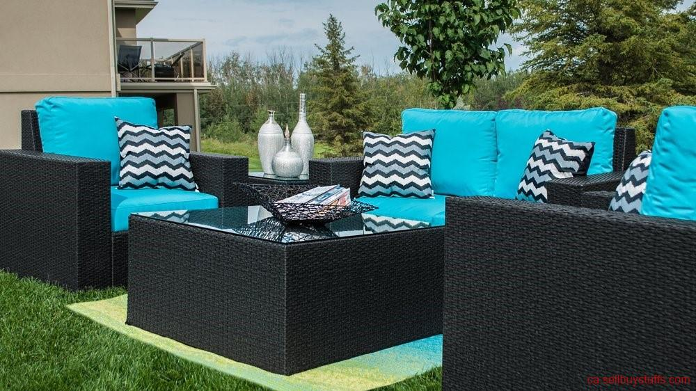 second hand/new: Outdoor Furniture Edmonton - Outdoor Rooms Without Walls