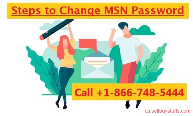second hand/new: +1-866-748-5444 | Change/Reset/Recover MSN Password