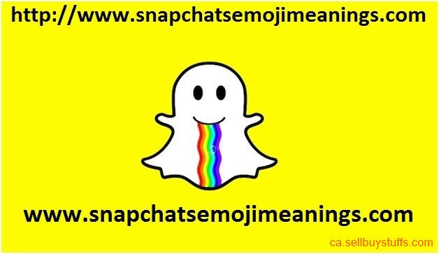 second hand/new: snapchat emoji meanings and snapchat status #snapchatsemojimeanings