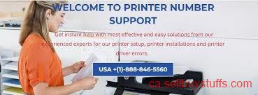 second hand/new: Dial +(1)-888-846-5560 Printer Support Number