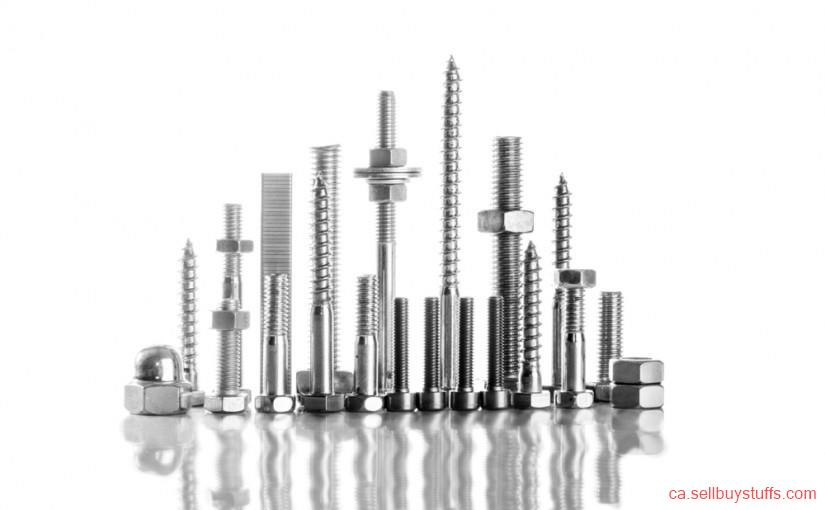 second hand/new: Fasteners Manufacturers in Canada