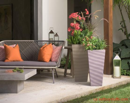 second hand/new: Outdoor Planters Edmonton - Outdoor Furniture Edmonton