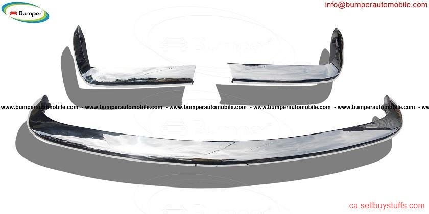 second hand/new: Fiat 124 Spider bumper ( 1966 – 1975 )  stainless steel