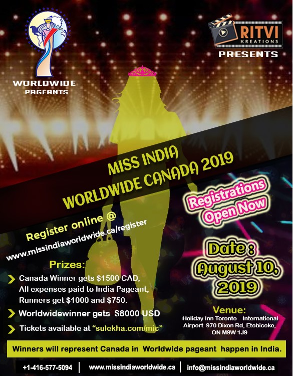 second hand/new: Miss India Worldwide Contest | Miss India Worldwide Pageants | Miss India Worldwide Eligibility