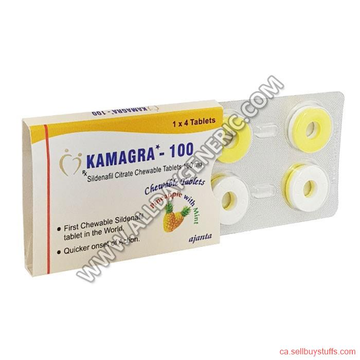 second hand/new: Kamagra Chewable 100 mg