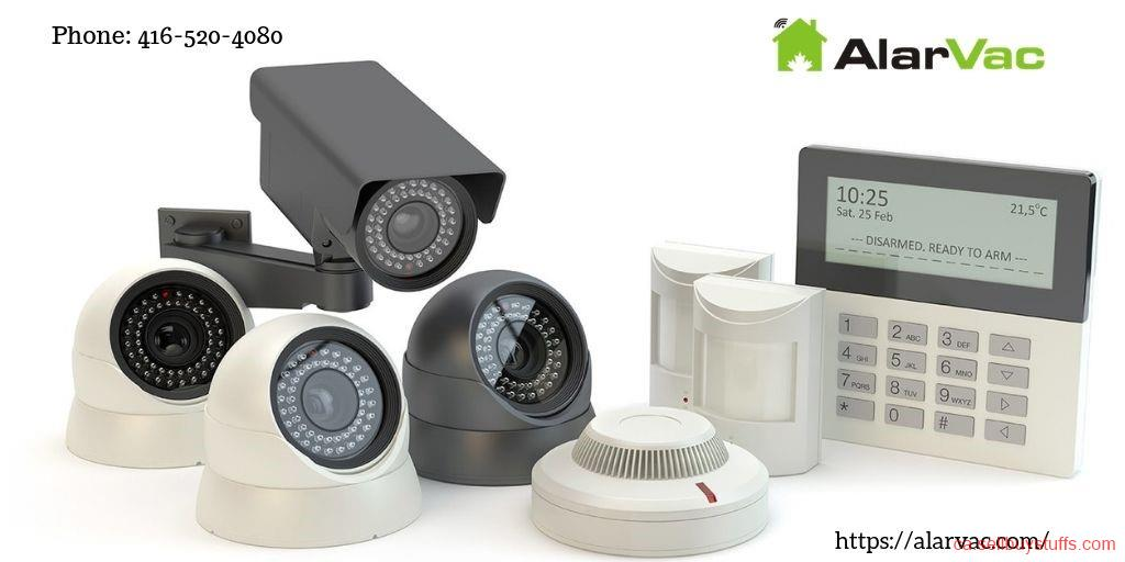 second hand/new: Security System Installation Company Toronto