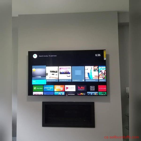 second hand/new: TV WALL MOUNTING