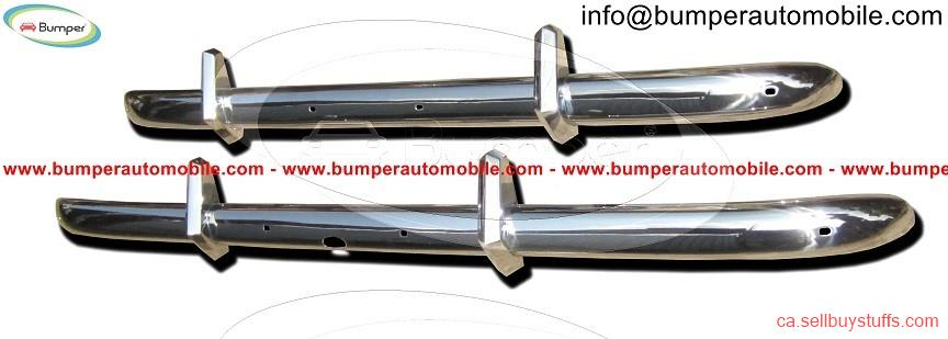 second hand/new: Bristol 400 bumper year (1947-1950) classic car stainless steel