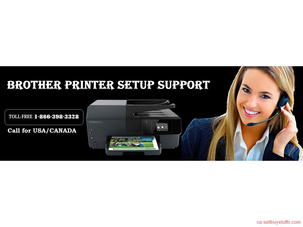 second hand/new: Brother Printer Offline Technical Services @ 1-877-353-6650