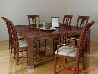 second hand/new: Dining Table sale Barden Carleton