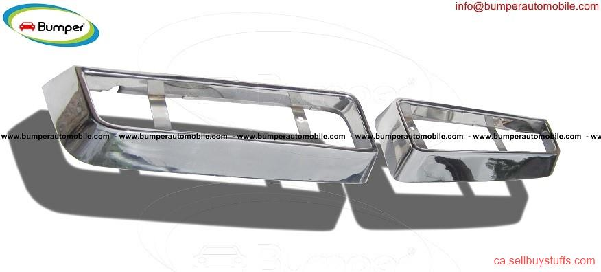 second hand/new: Maserati Bora Grille Bumper (1971-1978) stainless steel