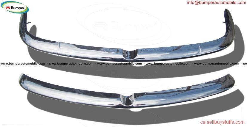second hand/new: Alfa Romeo Sprint bumper (1954-1962) stainless steel