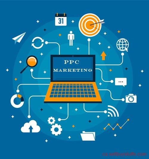 second hand/new: PPC Advertising Company