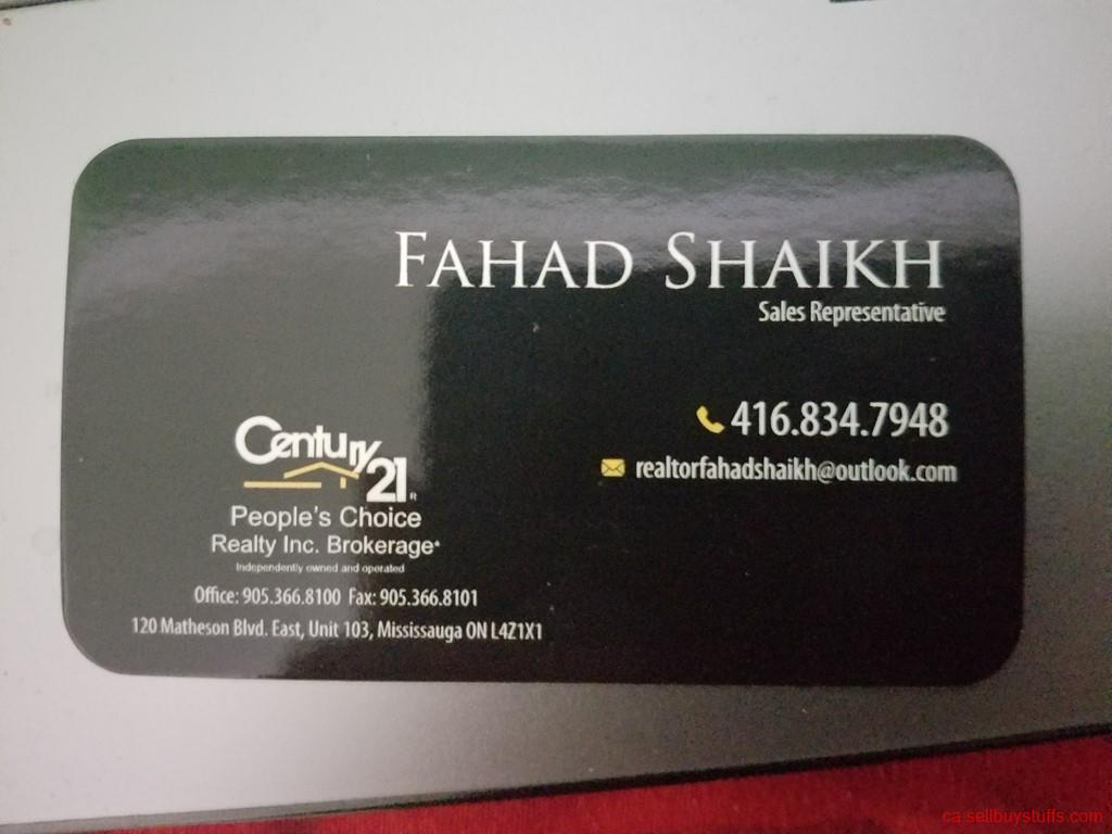 second hand/new: Real Estate Agent in Mississauga