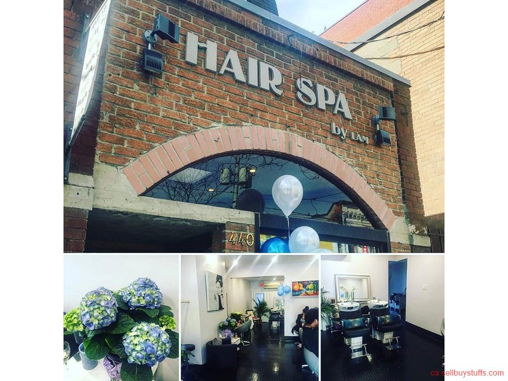 second hand/new: private Hair studio