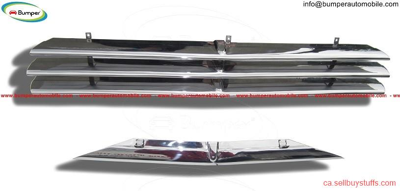 second hand/new: Saab 92 Grille bumper in stainless steel
