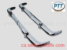 second hand/new: Opel Rekord P2 Bumper 1960 - 1963 in Stainless Steel
