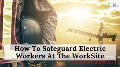second hand/new: How To Safeguard Electric Workers At The WorkSite